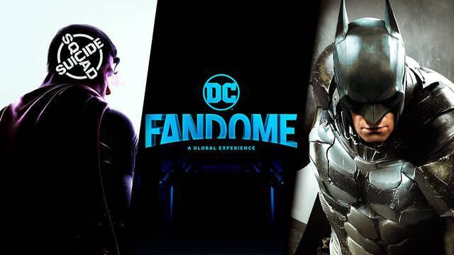 DC Fandome Batman: Gotham Knights y Suicide Squad: Kill the Justice League