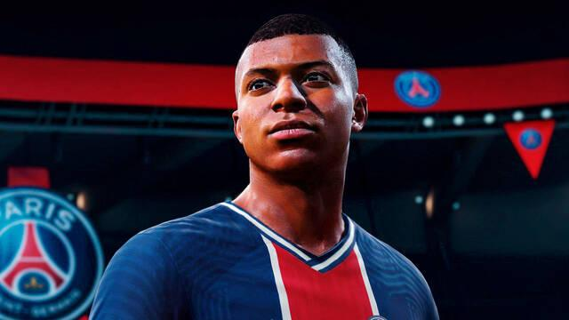 FIFA 21 sin juego cruzado PS5, PS4, PC, Xbox One, Xbox Series X