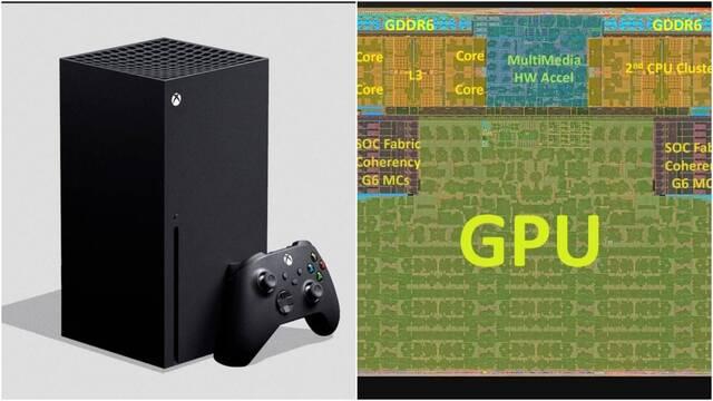 Nuevos detalles de la APU de Xbox Series X