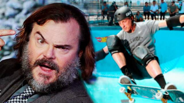 Jack Black en Tony Hawk 1+2