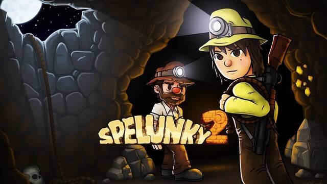 Spelunky 2 se retrasa en PC
