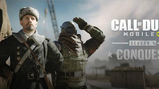 Call of Duty Mobile Temporada 9