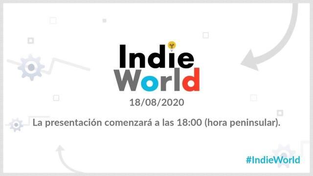 Sigue aquí en DIRECTO el Indie World de Nintendo Switch.