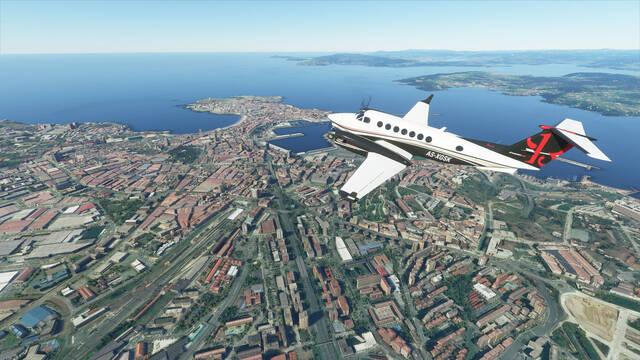 Microsoft Flight Simulator es un éxito en redes sociales