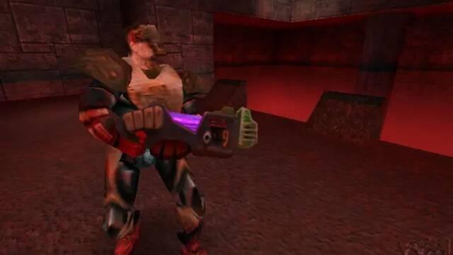 Quake 3 Arena para PC gratis en el launcher de Bethesda.