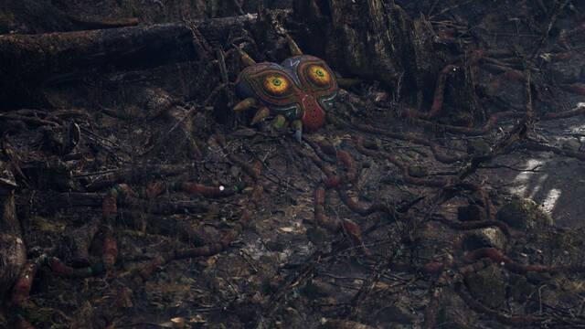 Zelda Majora's Mask Unreal Engine 4 Fotorrealista