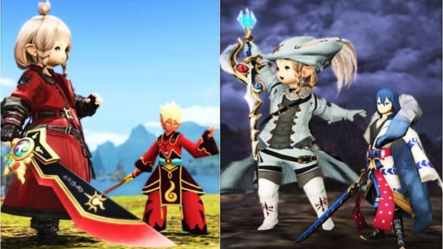 Yo-Kai Watch y Final Fantasy 14