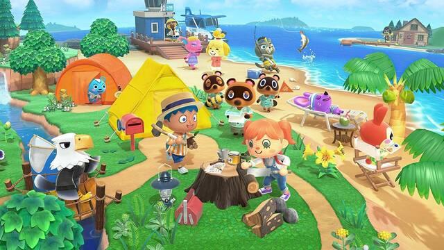 Ventas japonesas: Animal Crossing: New Horizons y Nintendo Switch los más vendidos en dos semanas.