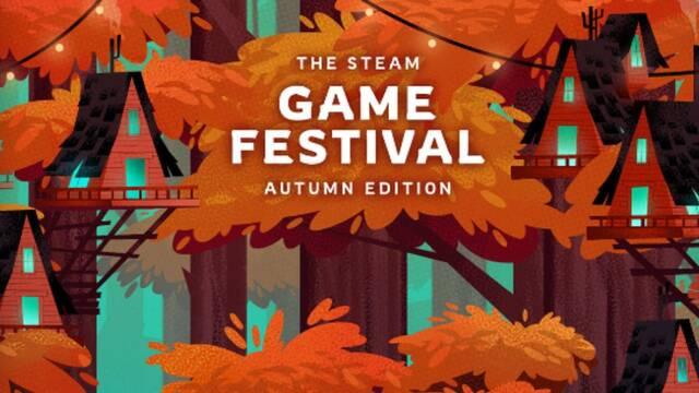 Valve celebrará un nuevo Steam Game Festival en octubre.