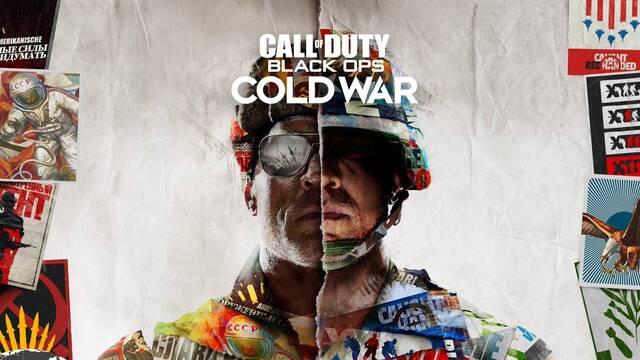 Primer artwork de Call of Duty: Black Ops Cold War