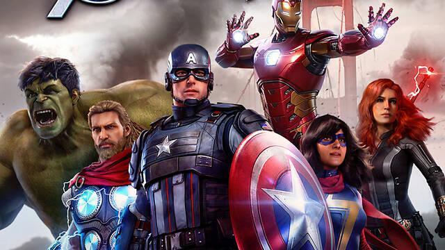 Marvel's Avengers éxito beta más descargada de PlayStation