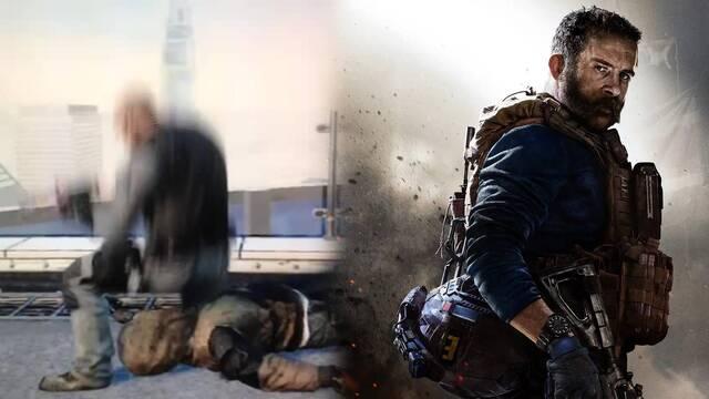 Call of Duty: Modern Warfare premia el teabagging con un logro.