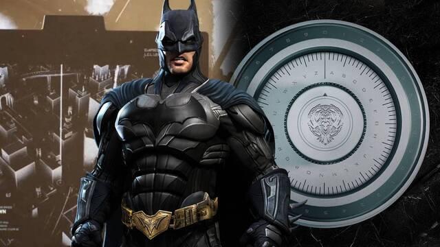 Batman: Gotham Knights presenta su primer tráiler.