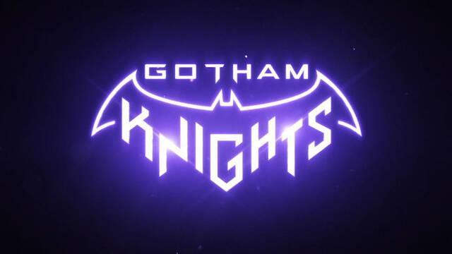 Primer tráiler de Batman: Gotham Knights.