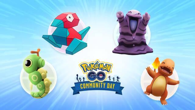 Pokémon GO Día de la Comunidad Septiembre Octubre 2020