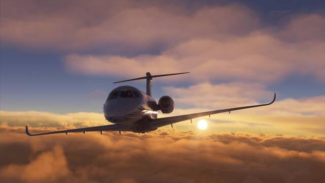 Microsoft Flight Simulator Actualización Parche