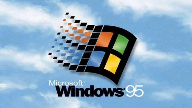 25 años de Windows 95
