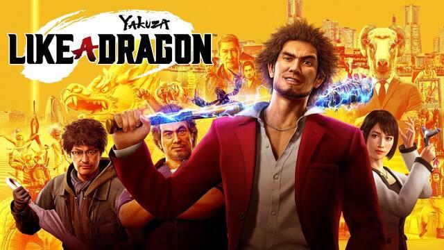 Yakuza: Like a Dragon se estrenará el 13 de noviembre en PS4, Xbox One y PC.