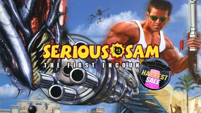Serious Sam: The First Encounter disponible gratis en GOG.