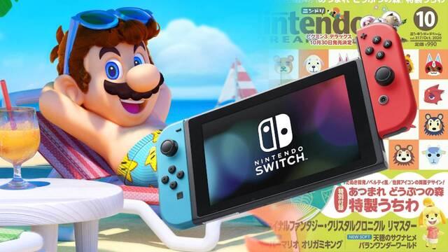 Un nuevo juego para Nintendo Switch se revelará pronto.