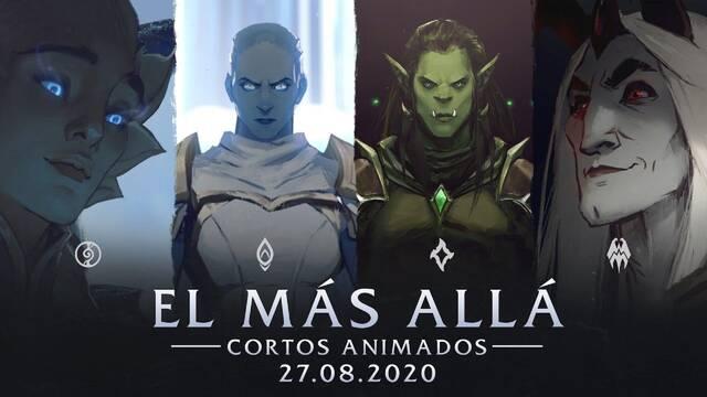 World of Warcraft Shadowlands El más allá Serie