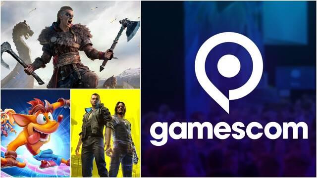 Todos los nominados a los premios de Gamescom 2020.