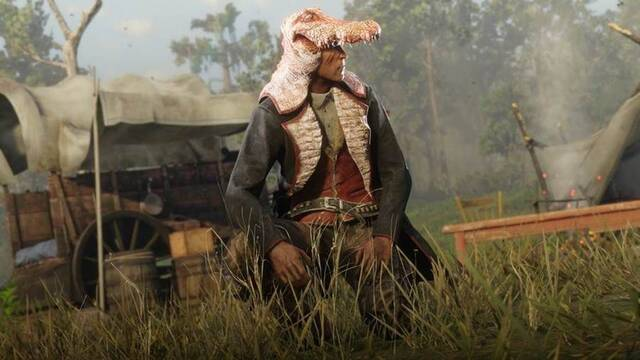 Red Dead Online Caimán
