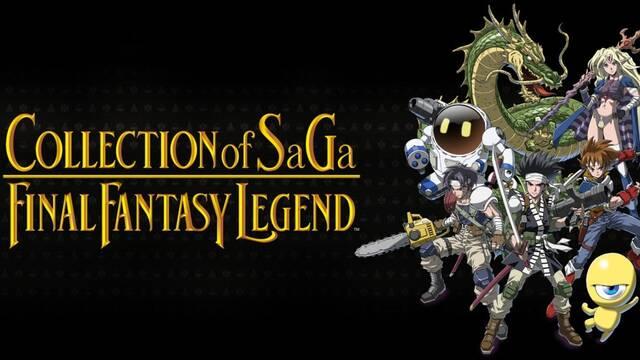 Anunciado Collection of SaGa: Final Fantasy Legend para Switch.