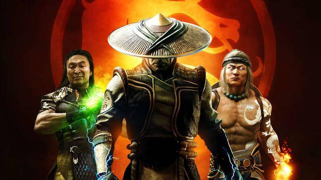 Mortal Kombat 11 19 DLC luchadores contenido descargable