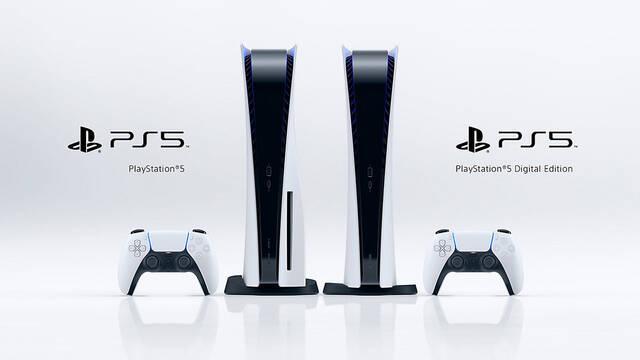 PS5 reservas con invitación PlayStation 5