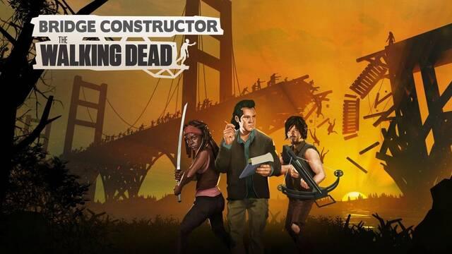 Bridge Constructor: The Walking Dead llegará en 2020 a todas las plataformas.