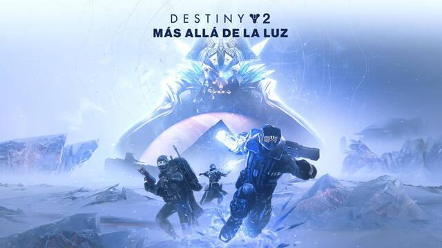 Destiny 2: Más allá de la Luz Estasis