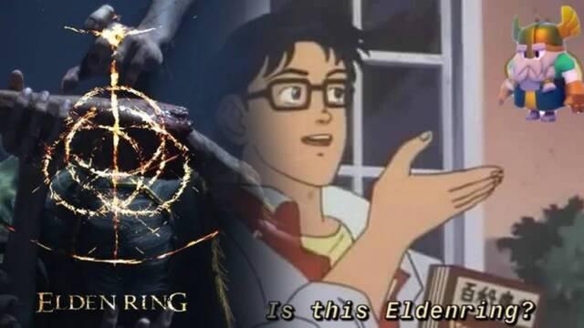 Memes de la ausencia de Elden Ring en Gamescom 2020.
