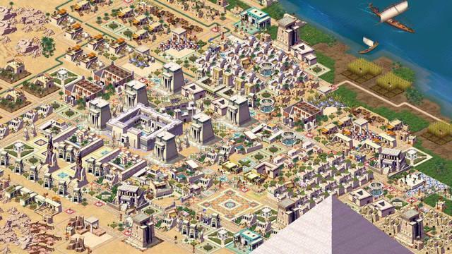 Faraón recibirá un remake con gráficos a 4K y nuevos modos de juego.