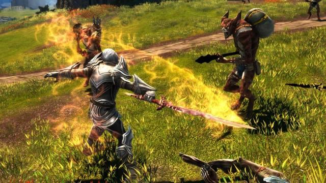 Primer tráiler gameplay de Kingdoms of Amalur: Re-Reckoning.