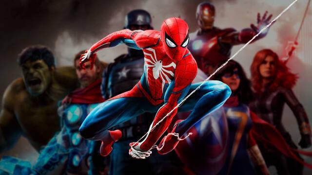 Spider-Man en Marvel's Avengers PS4 y PS5
