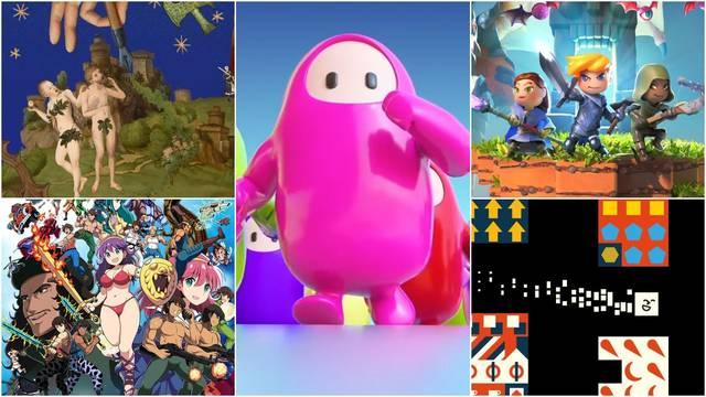 Juegos gratis de agosto de 2020 en España para PS4, Xbox One y PC.