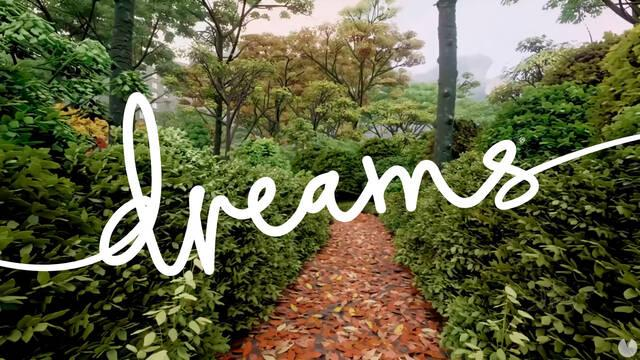 Dreams creación gráficos fotorrealista PS4