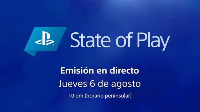 Nuevo State of Play el 6 de agosto.
