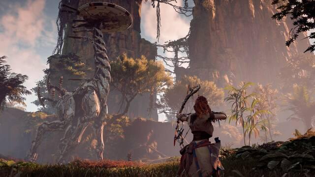 Horizon: Zero Dawn ya puede preinstalarse en PC a través de Steam.