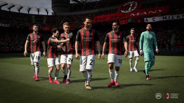 AC Milan e Inter Milan patrocinarán FIFA 21.