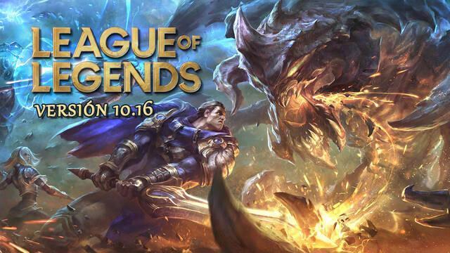 League of Legends v10.16: Nuevos ajustes en campeones de cara al Mundial 2020