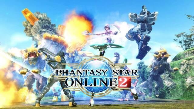 Phantasy Star Online 2 llega a España