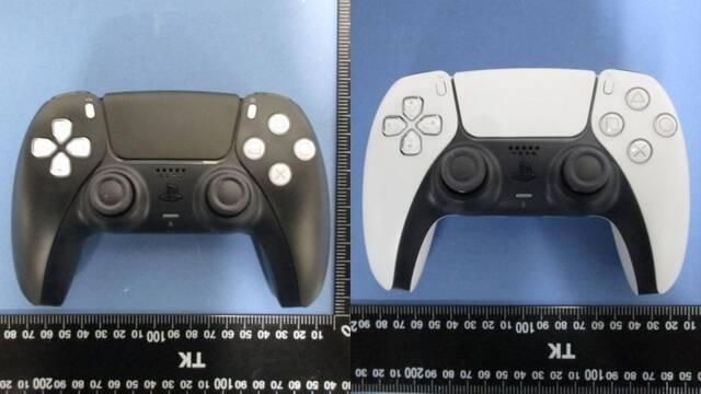 Filtradas nuevas fotografías del mando de PS5, el DualSense.
