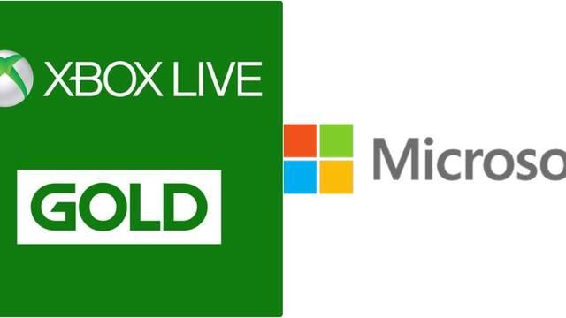 Xbox Live Gold no será gratuito