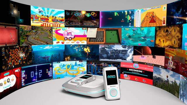 Amico de Intellivision Entertainment se lanza el 15 de abril de 2021