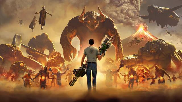 Serious Sam 4 saldrá el 24 de septiembre en PC y Stadia.