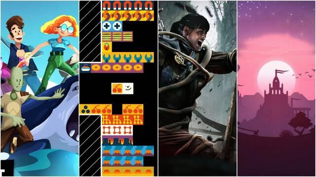Dos nuevos juegos gratuitos en Epic Games Store.