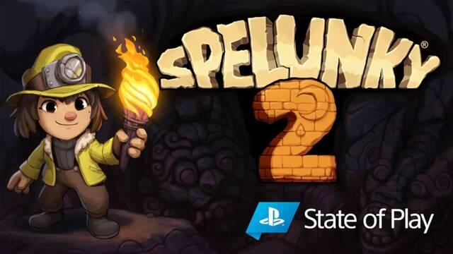 Spelunky 2 se lanzará el 15 de septiembre en PS4.