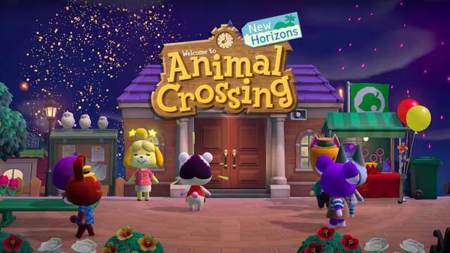 Animal Crossing New Horizons recibe el parche 1.4.1 que corrige varios errores